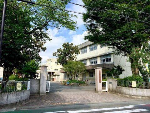 静岡市立横内小学校大規模改修工事