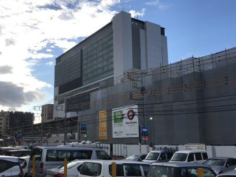 新横浜駅テナントビル新築防水工事